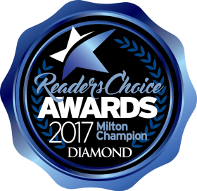 Milton Choice Awards Diamond 2017